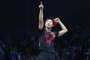 Table tennis: 'Chengdu Three' mount rare Chinese revolt