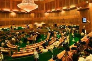 Assembly adjourned on border firing issue