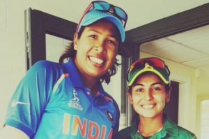 India's Jhulan Goswami inspired this pacer from Pakistan