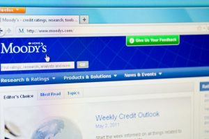 Moody's revises banking outlook in Asia Pacific