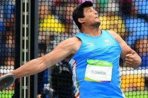 Discus thrower Vikas Gowda cleared for Asian Athletics Championships