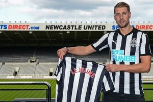 EPL: Defender Florian Lejeune signs with Newcastle United