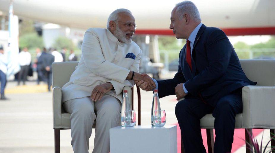Netanyahu, Narendra Modi