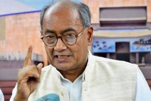 Digvijay worried over absence of mobile toilets on Narmada Parikrama route