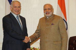 Mega roadshow planned for PM Modi, Netanyahu's Gujarat visit