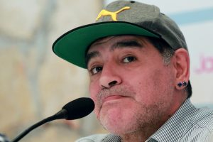 Three FIFA legends pick Diego Maradona as their favourite