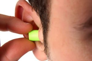 New earplugs let you answer phone calls with your smile!
