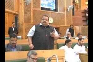 NC MLA demands FIR against J-K Minister