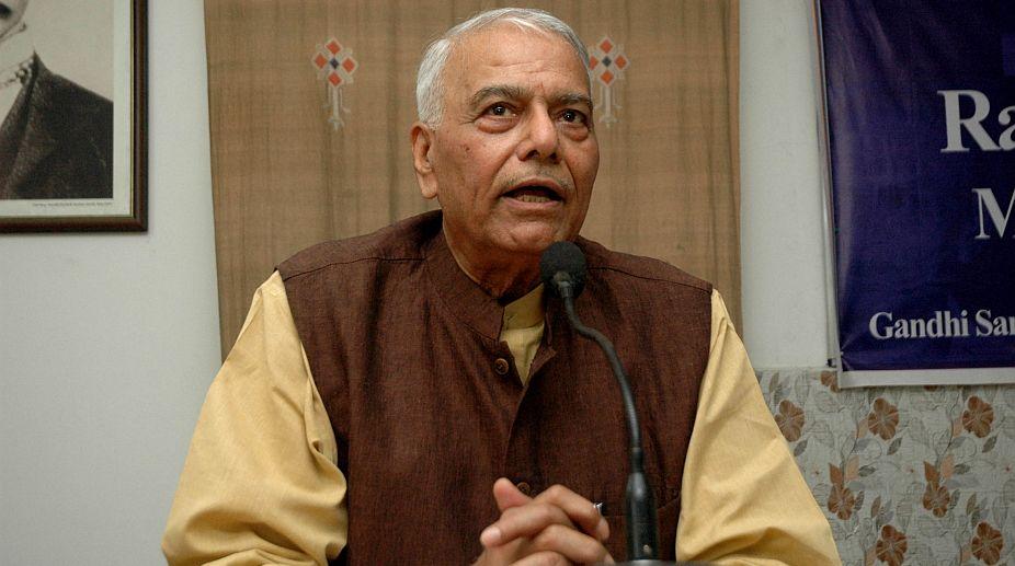 Yashwant Sinha, Arun Jaitley, GST, Economy
