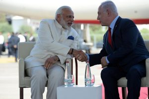 PM Modi, Netanyahu hold talks; several agreements expected