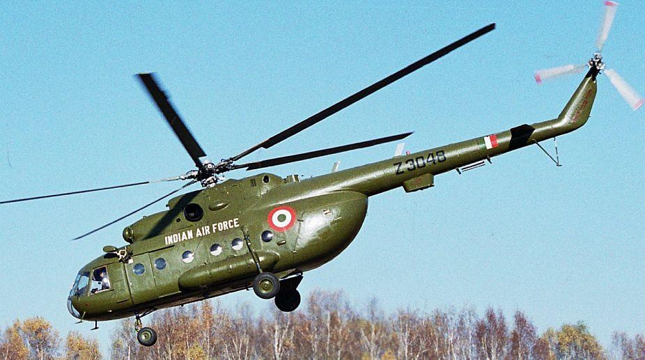 IAF chopper, chopper crashes, Assam, Indian Air force, microlight helicopter
