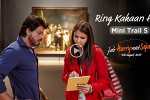 Jab Harry Met Sejal finds 'The Ring' on Twitter!