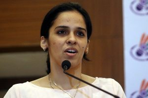 Saina Nehwal cried after landing in Commonwealth Games
