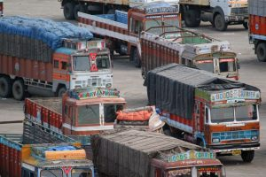 Truckers to go on strike from 9 Oct, demand diesel inclusion in GST