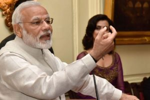 PM Modi to undertake aerial survey of flood-hit areas in Gujarat