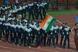 Asian Athletics Championships 2017 inaugurated in Odisha