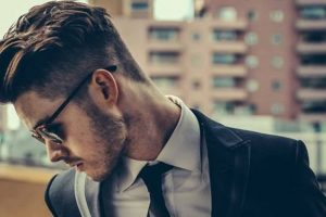 Top trendy hairstyles for men