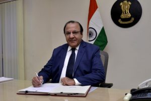 Achal Kumar Joti takes over as new CEC