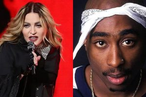 Tupac Shakur dumped Madonna because she was 'too white'