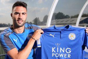 Leicester City sign Sevilla midfielder Vicente Iborra
