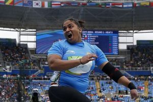 Asian Athletics Championships: Discus thrower Manpreet wins 1st gold for India