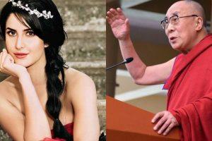 Katrina Kaif wishes Dalai Lama on birthday