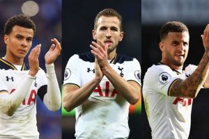 Harry Kane & other stars Tottenham Hotspur may lose this summer