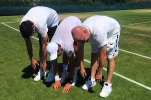 Andre Agassi's Wimbledon promise to Novak Djokovic