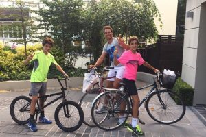 Wimbledon 2017: What's Rafael Nadal doing on his off day?
