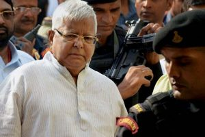 Fodder scam: Lalu gets 3.5 years in jail, Tejashwi to approach High Court