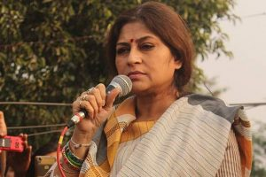 CID questions BJP MP Roopa Ganguly in child trafficking case