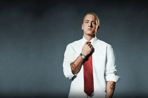 There's always something left for me to prove: Eminem