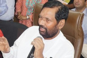 Chirag will be next LJP chief : Ram Vilas Paswan