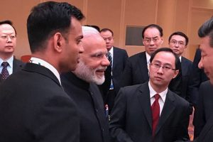 PM Modi, Xi discuss a range of issues at informal meet in Hamburg, says MEA