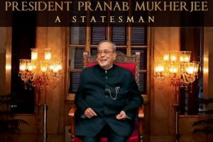Launch of book on Pranab Mukherjee's Presidency, an evening to remember