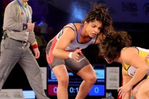 Sakshi, Vinesh book berths for World Wrestling Championship