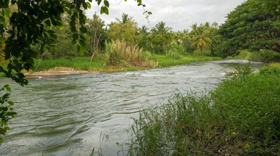 Ganga canal, Canal breach, floods, cultivated land, Mathura