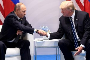Trump willing to invite Russian President Putin to White House
