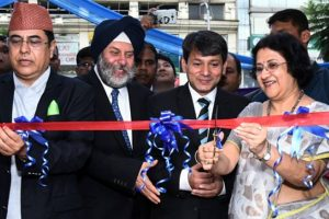 SBI launches INTOUCH, digital village initiatives in Nepal