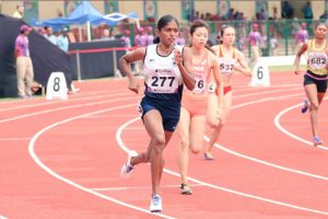 Asian Athletics Championships: Tintu Luka in 800m final