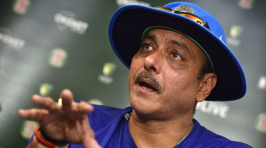 Ravi Shastri, India, South Africa, Test Series