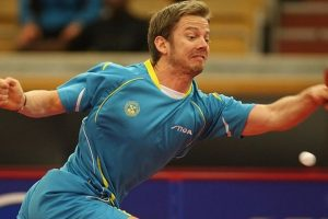 Sweden's Par Gerell excited to play at Ultimate Table Tennis