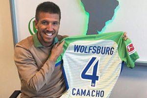 Malaga midfielder Ignacio Camacho joins Wolfsburg