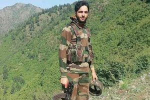 Pakistan reading from Lashkar script to hail Burhan: India