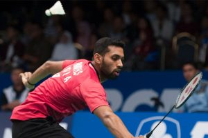 Manu-Sumeeth eye title defence; Prannoy, Kashyap also in fray