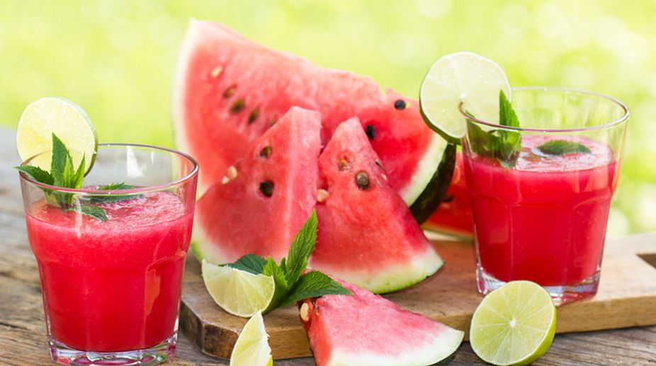 The sweet power of watermelon
