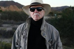 John Carpenter working on 'Tales For A Halloween Night' series