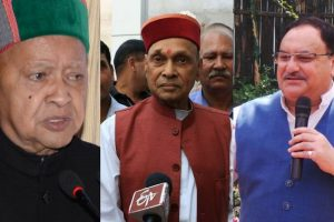BJP's silence over its CM candidate in Himachal
