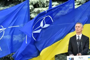 NATO says it supports Ukraine against Russia's 'aggressive actions'