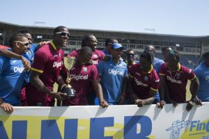 West Indies fined for slow over rate during one-off T20I against India